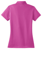MBA CHEDDAR - Nike Ladies Dri-FIT Micro Pique Polo - Fusion Pink