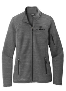 Eddie Bauer ® Ladies Sweater Fleece Full-Zip-DARK GREY HEATHER