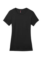 District ® Women's Perfect Weight ® Tee-Black