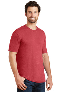 MEN'S District ® Perfect Tri ® Tee-RED FROST