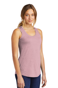 District ® Women's Perfect Tri ® Racerback Tank-Heathered Lavender