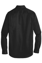 SEI - Port Authority SuperPro Twill Shirt - Black