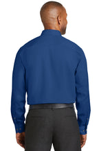 SEI - Red House Non-Iron Twill Shirt - Blue Horizon