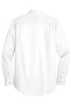 SEI - Red House Non-Iron Twill Shirt - White