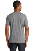 New Era® Tri-Blend Performance Crew Tee-Shadow Grey