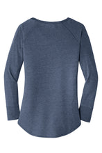 Ladies Perfect Tri ® Long Sleeve Tunic NAVY FROST