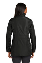 LADIES Port Authority ® Ladies Collective Insulated Jacket-DEEP BLACK