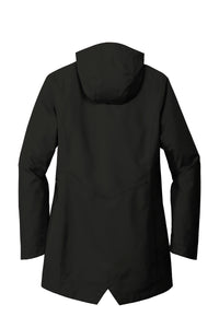 LADIES Port Authority ® Collective Outer Shell Jacket-DEEP BLACK