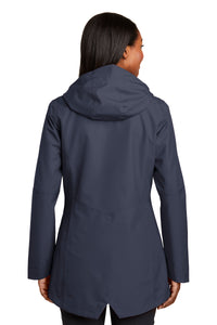 LADIES Port Authority ® Collective Outer Shell Jacket-RIVER BLUE