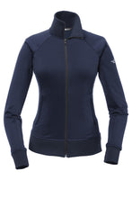 The North Face ® Ladies Tech Full-Zip Fleece Jacket-URBAN NAVY