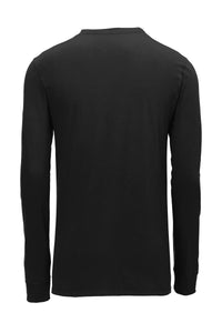 Nike Core Cotton Long Sleeve Tee BLACK