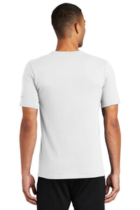 SEI - Nike Dri-FIT Cotton/Poly Tee - White