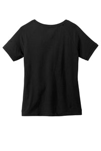 New Era Ladies Tri-Blend Performance Cinch Tee - Shadow Black