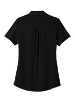 OGIO Ladies Limit Polo - BLACKTOP