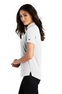 OGIO Ladies Limit Polo - WHITE