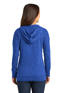 SEI - District Women's Medal Full-Zip Hoodie - Deep Royal