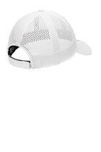 New Era Perforated Performance Cap - White