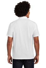 SEI - Sport-Tek PosiCharge Tri-Blend Wicking Polo - White Triad Solid