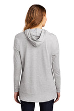 District ® Women's Featherweight French Terry ™ Hoodie-LIGHT HEATHER GREY