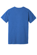 SEI - BELLA+CANVAS Unisex Heather CVC Short Sleeve Tee - Heather True Royal