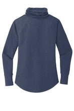 New Era Ladies Sueded Cotton Blend Cowl Tee