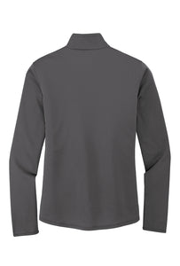 Port Authority Ladies Silk Touch ™ Performance 1/4-Zip