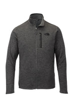 The North Face ® Skyline Full-Zip Fleece Jacket-DARK GREY HEATHER