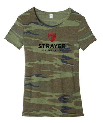 Alternative Women's Eco-Jersey™ Ideal Tee-Camo