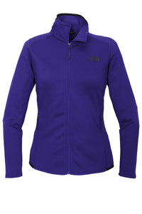 The North Face ® Ladies Skyline Full-Zip Fleece Jacket-AZTEC BLUE