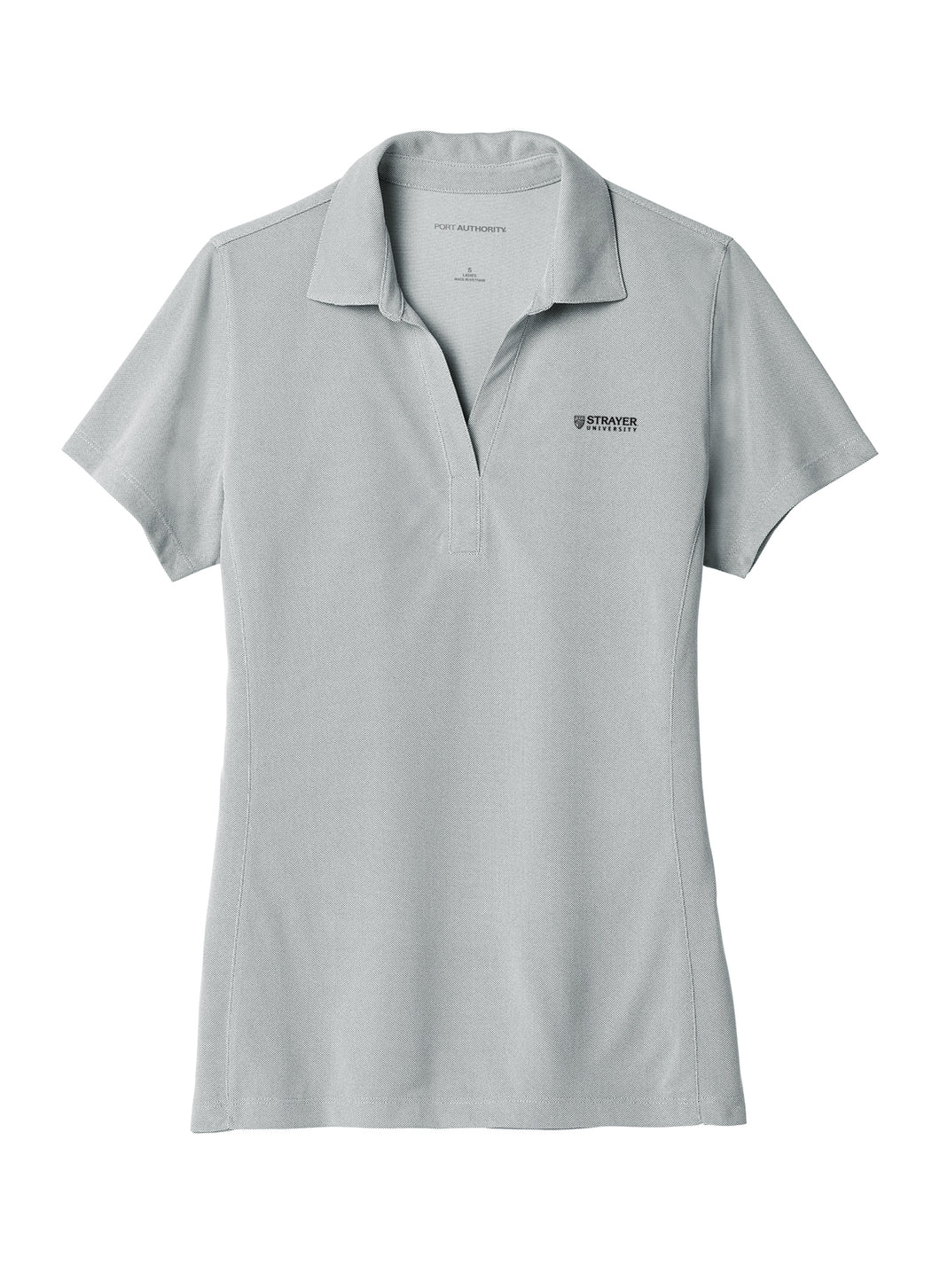 Port Authority Ladies Poly Oxford Pique Polo