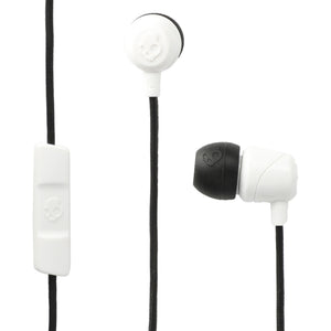 Skullcandy Jib Wired Earbuds with Microphone in Black Pouch