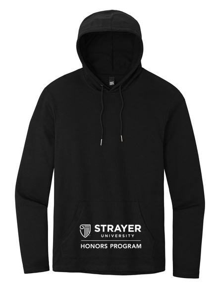 HONORS District ® Featherweight French Terry ™ Hoodie-Black
