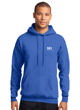 SEI - Port & Company - Core Fleece Pullover Hooded Sweatshirt - Royal