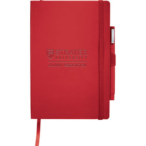 ALUMNI - Nova Soft Bound JournalBook Bundle Set - RED
