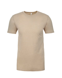 Next Level Men's CVC Crew-CREAM