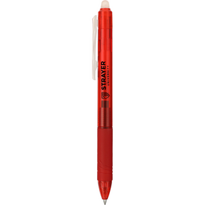 FUNCTION Erasable Gel Ballpoint - RED