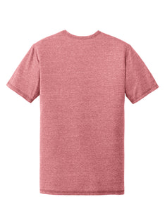 Alumni New Era Tri-Blend Performance Crew Tee SCARLET