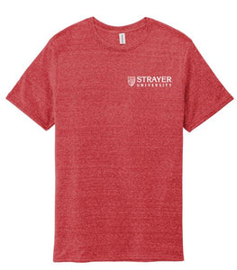 JERZEES ® Snow Heather Jersey T-Shirt RED
