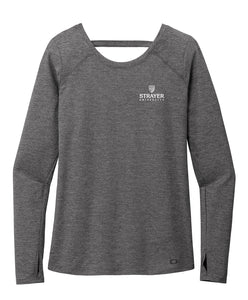 OGIO ENDURANCE Ladies Force Long Sleeve Tee
