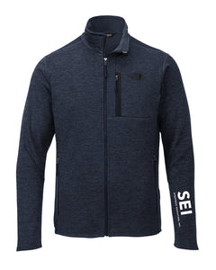 SEI The North Face Skyline Full-Zip Fleece Jacket - Navy