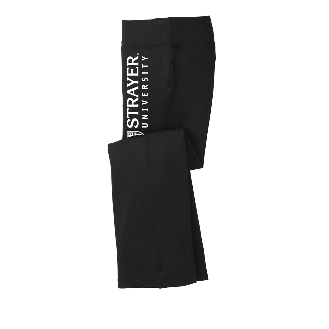 Sport-Tek® Ladies NRG Fitness Pant Black