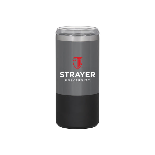 gala 16 oz double wall 18/8 stainless steel thermal tumbler - shadow