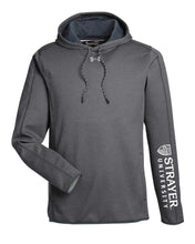 Under Armour Men's Double Threat Armour Fleece® Hoodie - HEATHER/STEEL
