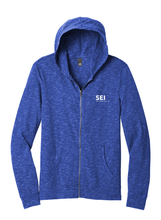 SEI - District Medal Full-Zip Hoodie - Deep Royal
