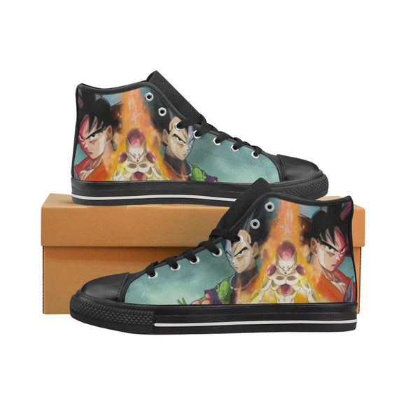 Dragon Ball Z Fire and Sky - Men's Shoes