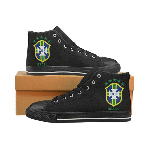 Brasil Soccer Team - Women's Shoes