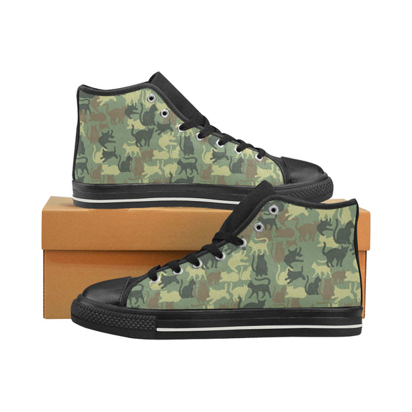 Cat Camo - Men's Shoes