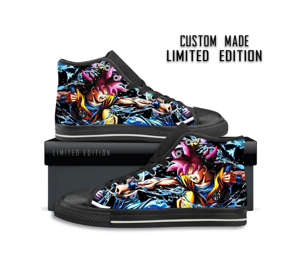 Dragon Ball Z Goku - Men's Shoes