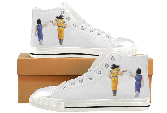 Dragon Ball Z Fist Pump - Women's Shoes