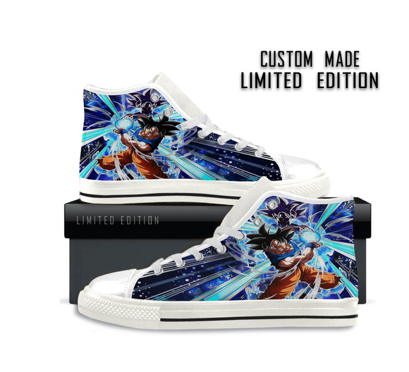 Goku Ultra Instinct - Men's Shoes